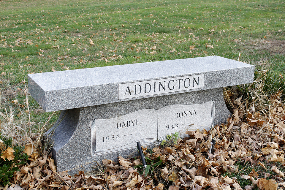 Addington Gray Bench.JPG