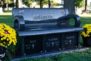 Williams-green-cremation-bench-with-three-niches.jpg