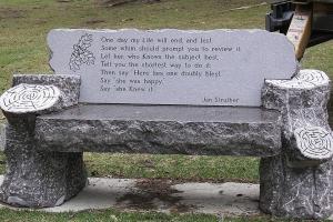 Witherill-brown-rustic-log-bench-memorial.JPG