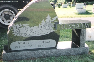 Dusharm-cemetery-bench