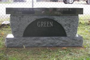 Green green bench memorial.JPG