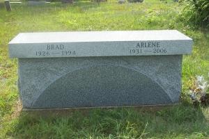 bench-style-cemetery-gravestone