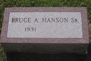 Hanson gravestone.JPG