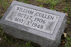 Cullen-cemetery-footstone