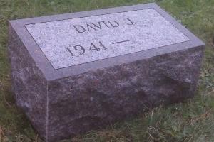 Tafel-cemetery-hickey-marker