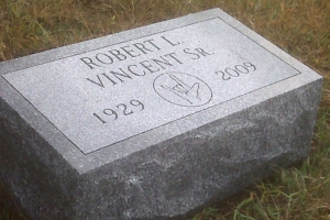Vincent-matching-footstone