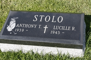 Stolo Black Cap Gray Bevel Cremation.jpg