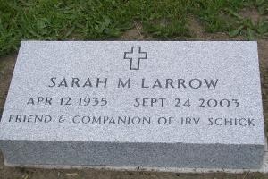 Larrow Gray VA Style Flat.JPG