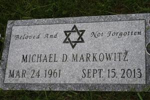 Markowitz flush marker.jpg