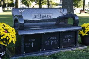 Williams Black Couch Style Bench Cremation.jpg