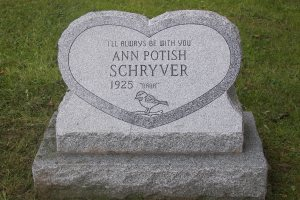 Schryver Gray Heart Slant Base.JPG