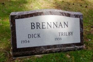 Brennan-companion-cemetery-marker