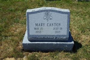 Canton gray slant