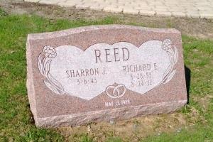 Reed-gravemarker