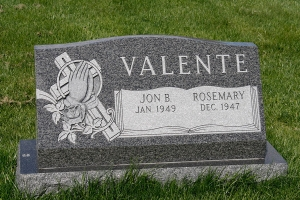Valente-midnight-black-cemetery-marker