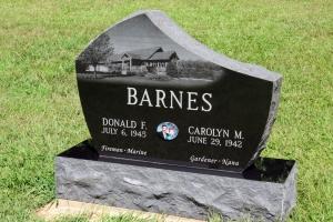 Barnes Black Upright.JPG