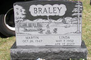 Braley Black Camping Upright.JPG