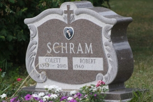 Schram Pink Special Shape Upright Ceramic.jpg