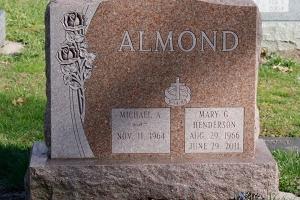 Almond-wild-rose-gravestone