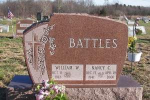 Battles-unique-shaped-monument