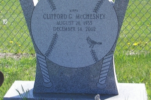 Clifford Gray Special Shape Upright Baseball.jpg