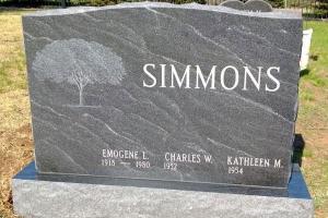 Simmons-black-mist-headstone--Copy