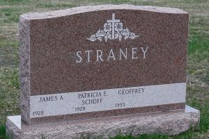 Straney-family-memorial-in-wild-rose-granite