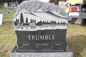Trumble Front Black Upright.JPG