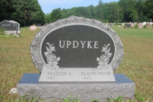 Updyke Black Round Upright.JPG