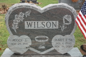Wilson Brown Special Shape Heart Upright.jpg