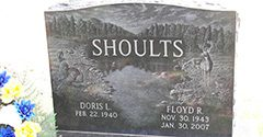 Shoults-companion-upright-memorial